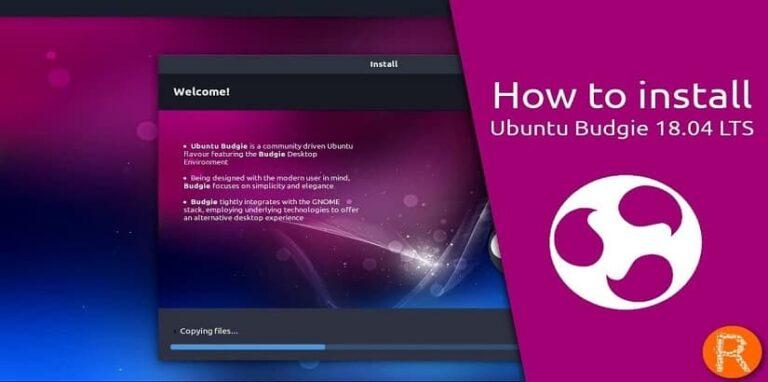 Ubuntu Budgie Prepara Un Remix Mejor Basado en la version 18.04 LTS