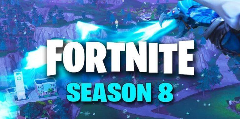 Fortnite Battle Royale season 8 semana 3 donde se encuentran los tesoros