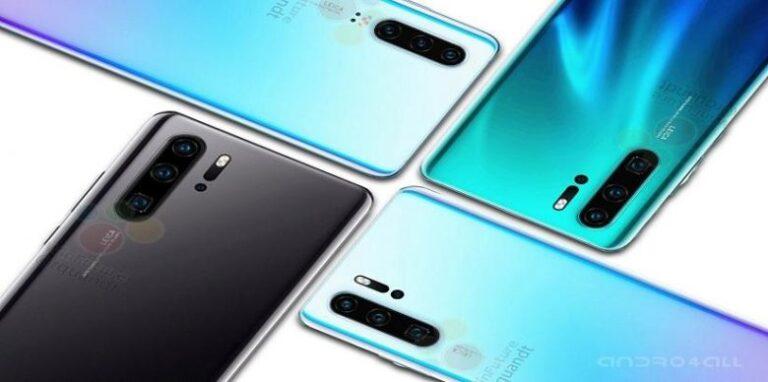 Huawei P30, Conoce sus Características y especificaciones