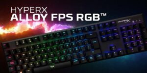 El nuevo FPS RGB de HyperX opta por los conmutadores Kailh
