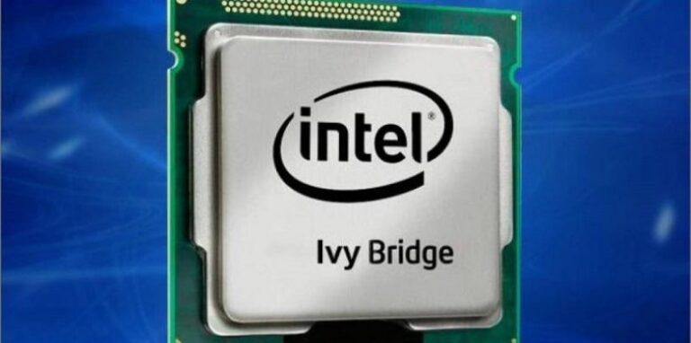 Procesador Intel Core i3-3110M Características y especificaciones