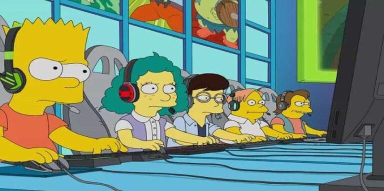 Los Simpsons de esta semana se enfocan en League of Legends.