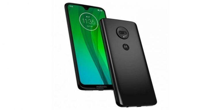 Motorola Moto G7 Características y especificaciones