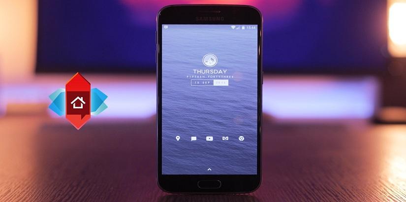 Nova Launcher android app