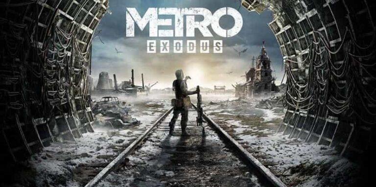 Nvidia Metro Exodus para obtener Ray Tracing y DLSS