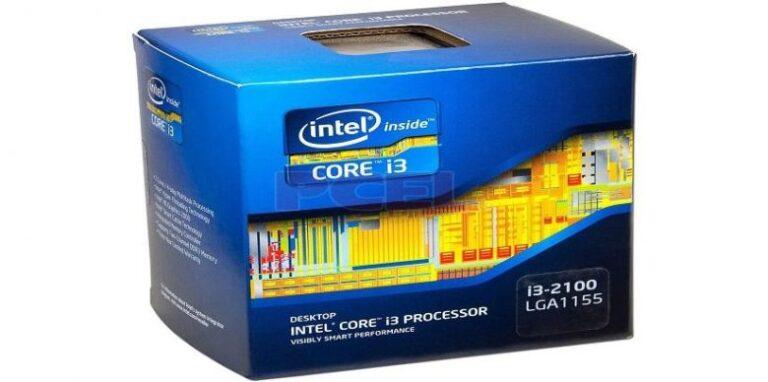 Procesador Intel® Core™ i3-2100 Características y especificaciones