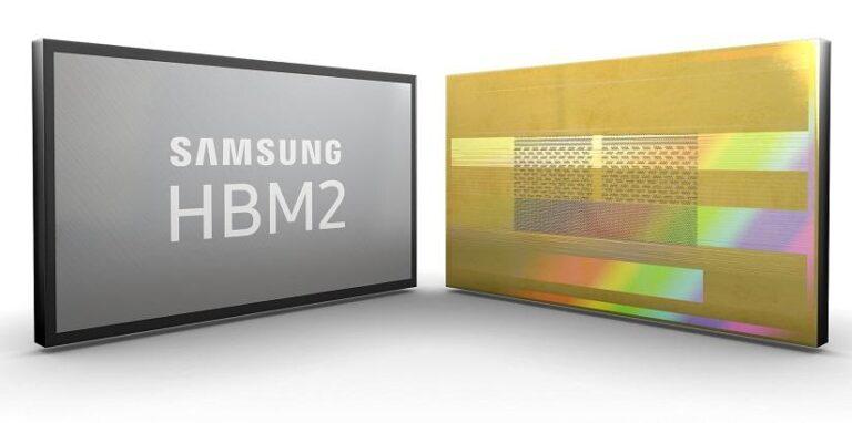 Samsung anuncia Flashbolt HBM2E: hasta 16 GB y 1.64 TBps por pila