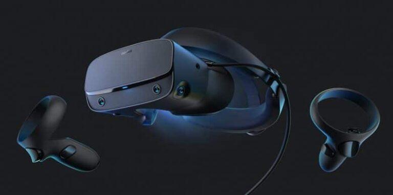 Oculus presenta un auricular Rift S de $ 399 hecho con Lenovo