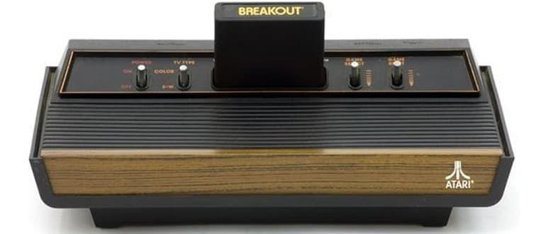 El original Atari VCS