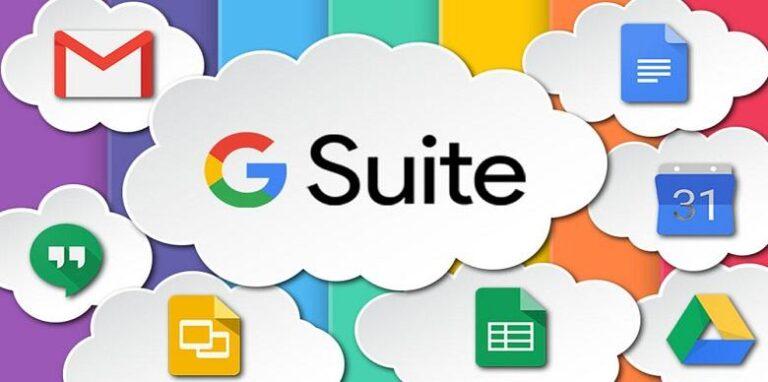 5 cambios en Google G Suite que mejorarán tu vida