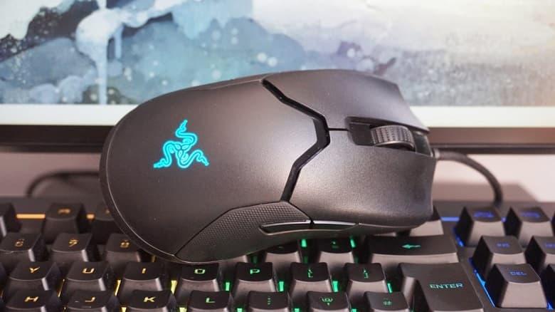 Mouse Viper de Razer
