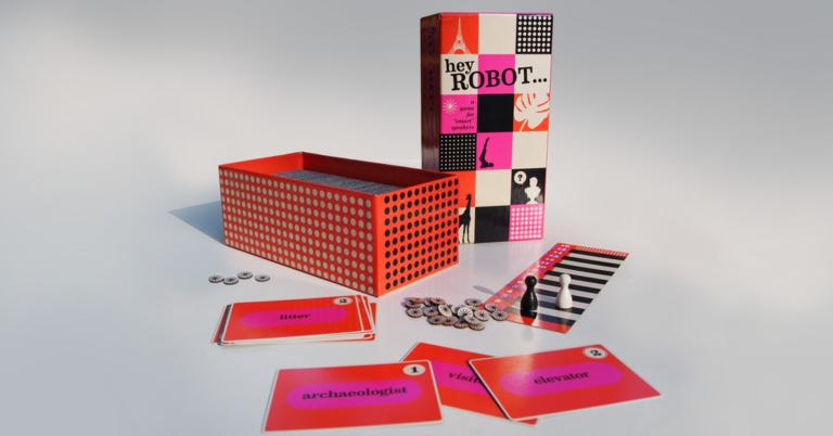 Hey Robot, el genio de juego que pone a prueba tu smart altavoz, ahora es gratis en la web