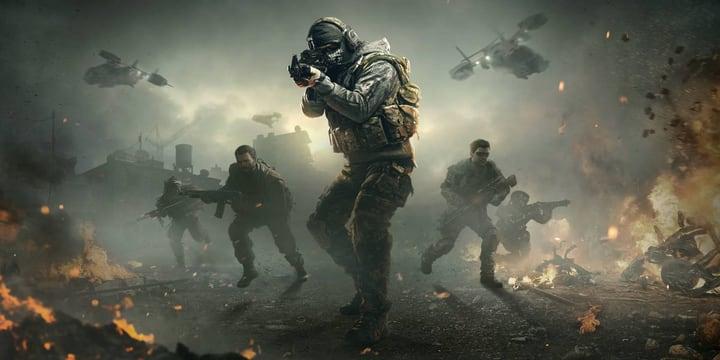 Call of Duty: Historia de la Guerra Basada en el Video Juego