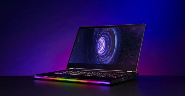 MSI anuncia nuevos portátiles con el Cometa Lago H y la nueva Gpu Nvidia