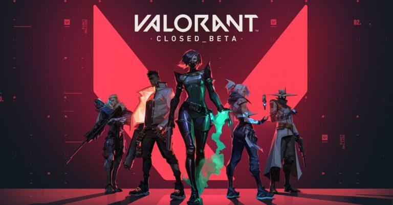 Riot está ampliando el acceso a la beta de Valorant a partir de hoy