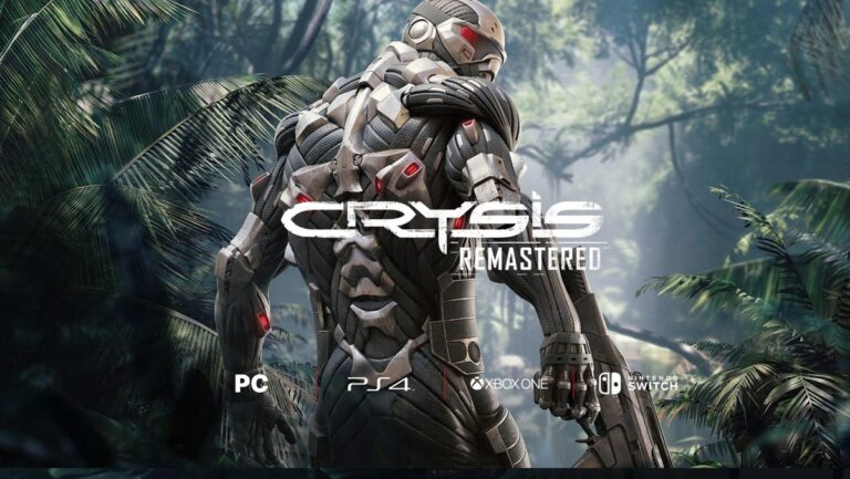 Crysis Remastered revelado, llegando a Nintendo Switch