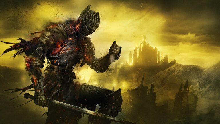 Dark Souls 3 cuesta solo £ 6 en la Oferta de primavera