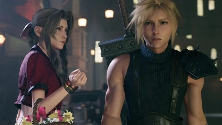 Final de Final Fantasy 7 Remake explicado