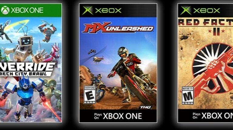 Red Faction 2, Portal Knights lideran los juegos de Xbox