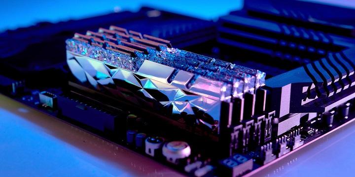 G.Skill anunció la memoria Trident Z Royal Elite DDR4 con 4000 MT