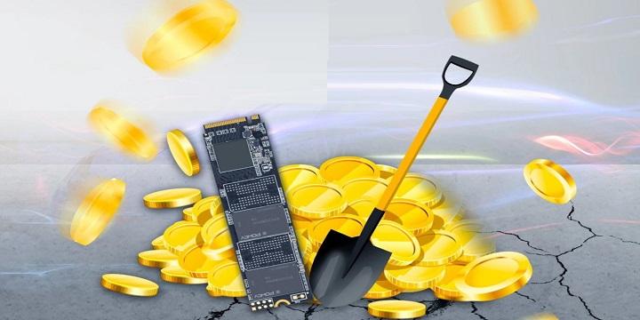 PNY reduce la garantía de SSD hasta en un 80% para disuadir a los mineros de ChiCoin